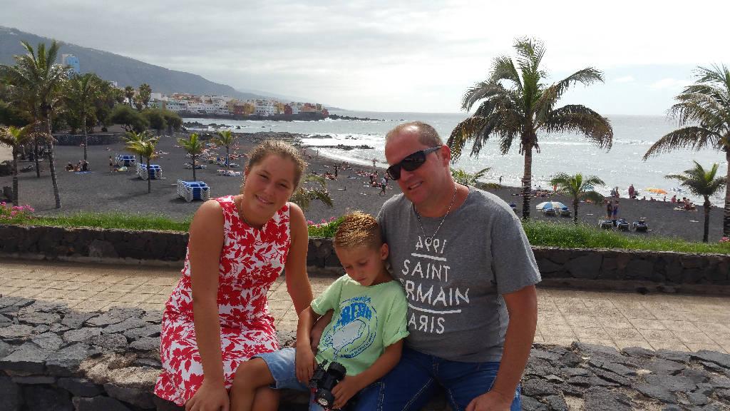 5 días en Tenerife en un hotel de 4 estrellas en régimen de media pensión