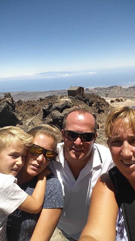 Pico del Teide con subida en teleférico