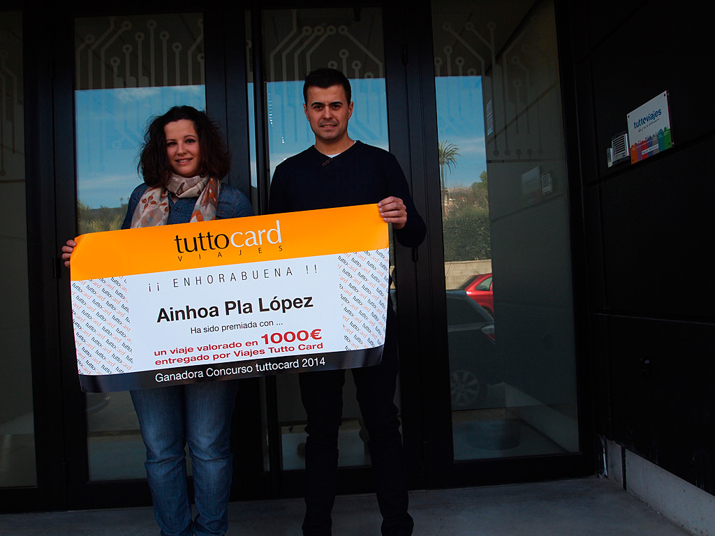 Ainhoa Pla, la ganadora de la última edición